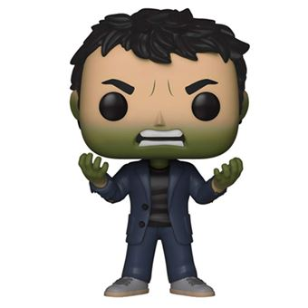 Figura Funko Marvel Vengadores Infinity War - Bruce Banner Hulk