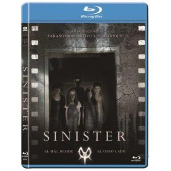 Sinister - Blu-Ray