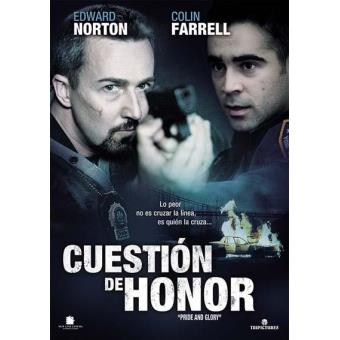 Cuestión de honor - DVD