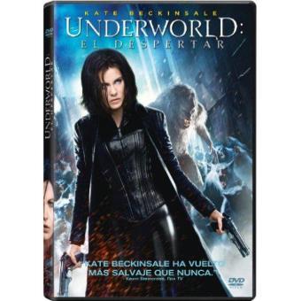 Underworld 4: El despertar - DVD