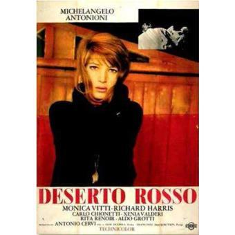 El desierto rojo - DVD