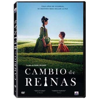 Cambio de Reinas - DVD