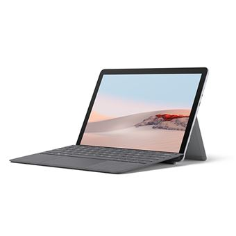 Microsoft Surface Go 2 10,5'' 64GB Plata