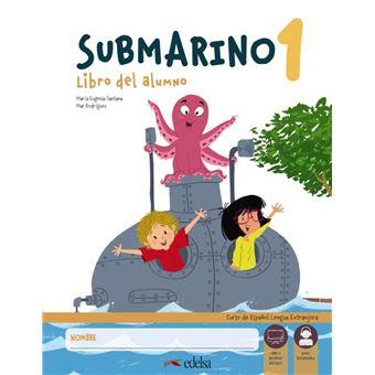 Submarino 1. Pack libro del alumno + cuaderno de ejercicios