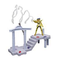 Figura Caballeros del Zodiaco - Deathmask armadura de cáncer