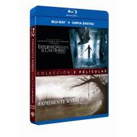 Pack Expediente Warren 1 y 2 - Blu-Ray