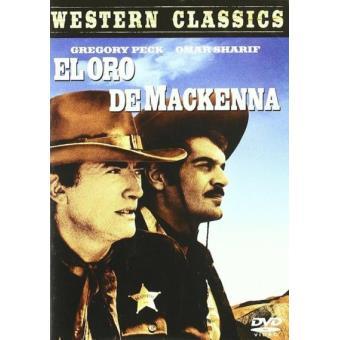 El oro de MacKenna - DVD
