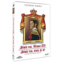 Pack ¿Dónde vas, Alfonso XII? + ¿Dónde vas, triste de ti? - DVD