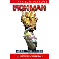 Iron Man 3 - Kieron Gillen 3 - Los anillos del Mandarín