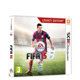 FIFA 15 Nintendo 3DS