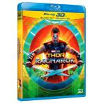 Thor: Ragnarok - 3D + Blu-Ray
