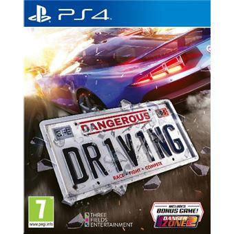 Dangerous Dr1v1ng - PS4