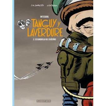 Tanguy y Laverdure. Integral 2