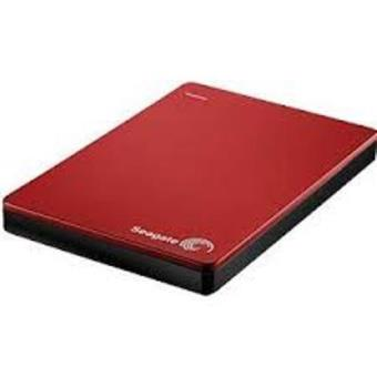 "Disco duro portátil Seagate Backup Plus Slim 2,5"" 2TB Rojo"