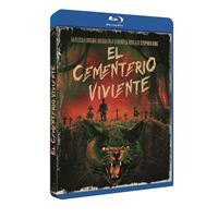 Cementerio Viviente (Pet Sematary) - Blu-Ray