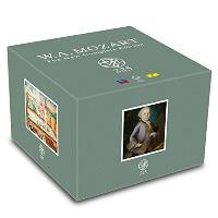 Mozart 225. The New Complete Edition (200 CD)