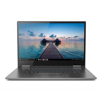 Portátil Lenovo Yoga 730-15IKB Gris (Producto Reacondicionado)