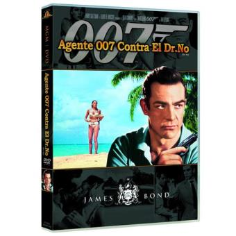 007: Agente 007 contra el Doctor No (Ed. 1 disco) - DVD