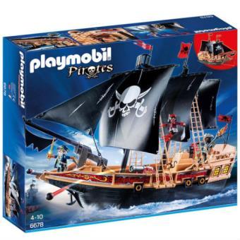Playmobil Pirates Buque corsario
