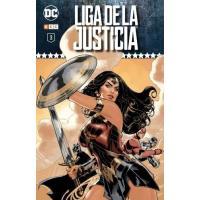 Liga de la Justicia: Coleccionable semanal núm. 03