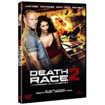 Death Race 2: La carrera de la muerte 2 - DVD