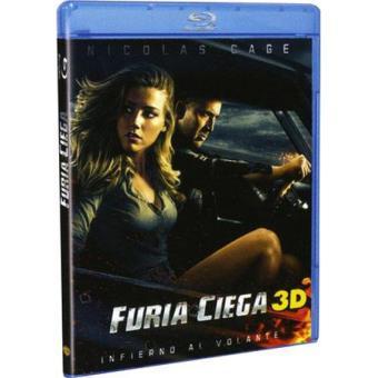 Furia ciega - Blu-Ray + 3D