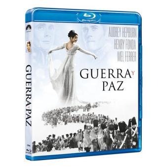 Guerra y paz - 1959 - Blu-Ray