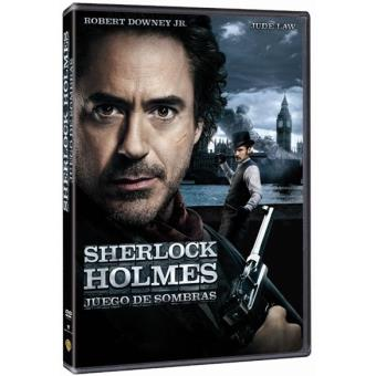 Sherlock Holmes: Juego de sombras - DVD