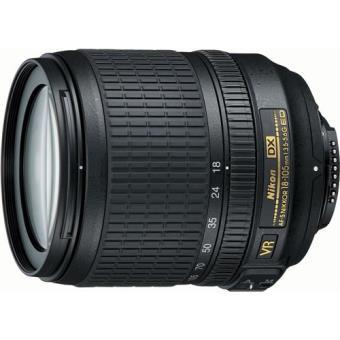 Objetivo Nikon AF-S DX 18-105mm G ED VR