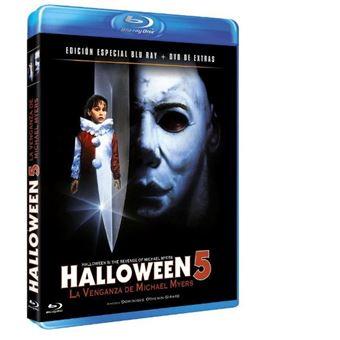 Halloween 5: La venganza de Michael Myers - Blu-ray