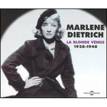 La blonde venus 1928-1948