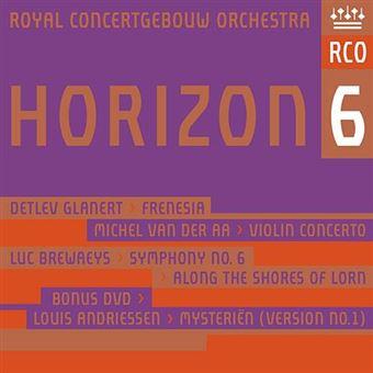 Horizon 6 - CD + DVD