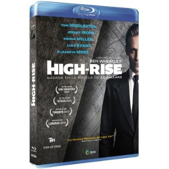 High-Rise - Blu-Ray