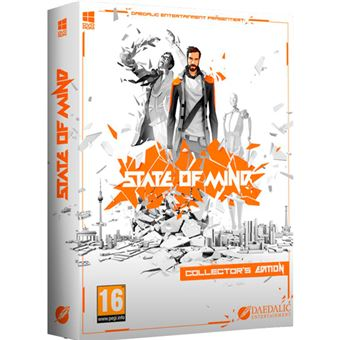 State Of Mind Collectors Edition PC