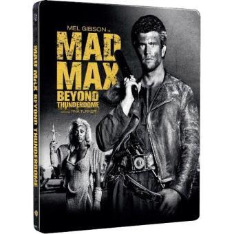 Mad Max 3: Más allá de la Cúpula del Trueno - Steelbook Blu-Ray