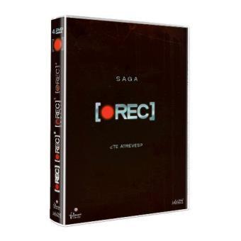 Pack REC - [•REC] La saga completa - DVD
