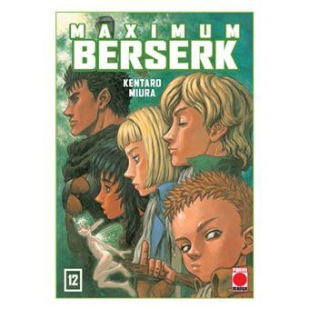 Maximum Berserk 12