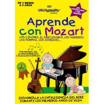 Aprende con Mozart - DVD