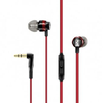 Auriculares Sennheiser CX 300S Rojo