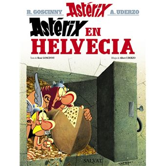 Astérix Nº 16 - Astérix en Helvecia