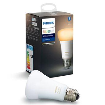 Bombilla inteligente Philips Hue E27 Ambiental Blanco