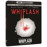 Whiplash - Steelbook UHD + Blu-ray