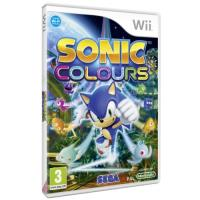 Sonic Colours Wii