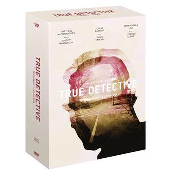 True Detective - Temporada 1-3 - DVD