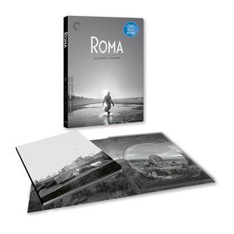 Roma Ed Especial Coleccionista - Blu-ray + Libro