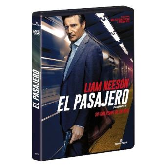 El pasajero (The Commuter) - DVD