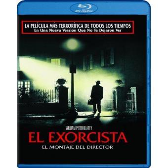 El exorcista: Montaje del director - Blu-Ray