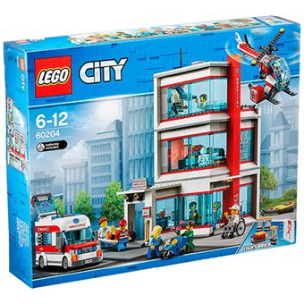 LEGO City Town 60204 Hospital de LEGO® City