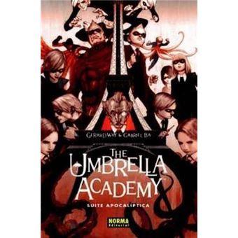 The Umbrella Academy 1. Suite apocalíptica