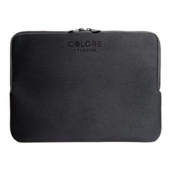 "Funda Tucano Colore Second Skin Negro para portátil 11,6 - 12,5"" /MacBook Air/Pro 13,3''"